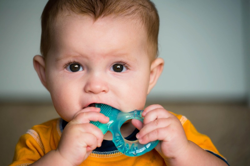 Teething Medications: A Warning on...