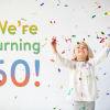We're turning 50!